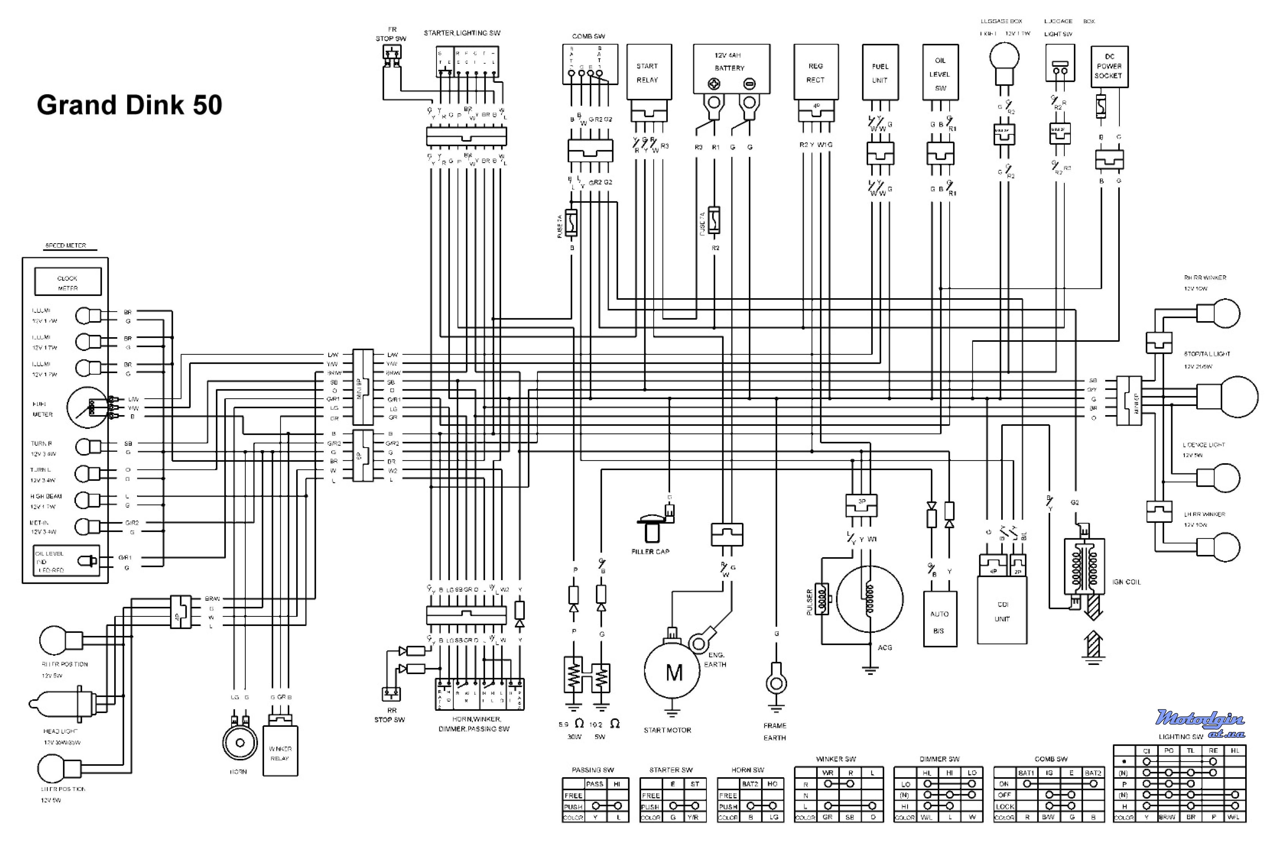 проводка defiant cornel схема