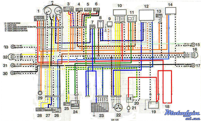 Схема проводки торнадо
