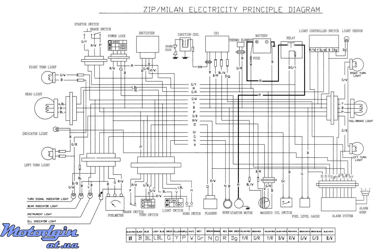 бг генератор схема